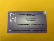 Mariangela das Neves Ferreira ( Cirurgiã Dentista - Endodontista )