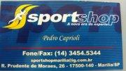 Sportshop