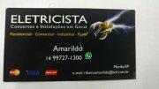 Amarildo - Eletricista