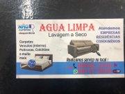 AGUA LIMPA - Lavagem a Seco - Carpetes, Veiculos (interno),Poltronas, Colchões e outros