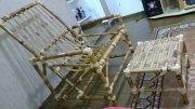 Valdo Artes em Bambu