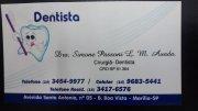 Dra. Simome Passoni L. M. Auada ( Cirurgiã - Dentista )