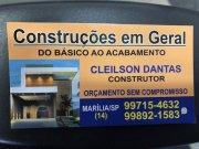 Cleilson Dantas - Construções em Geral
